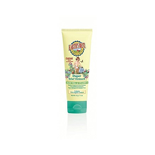 Jason Earth's Best Diaper Relief Ointment 113g - Pack of 6