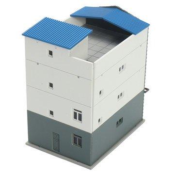Building Model Science & Toys - Scale Gauge 1 144 7 Story Commercial Trade Building Model Scene - Rising Mannequin Role Poser Mock Construction Exemplar - 1PCs (Junior Manikin)