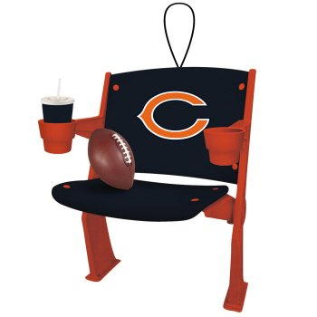 Chicago Bears Team Stadium Chair Ornamen - Polyresin Boy Bear Shopping Results
