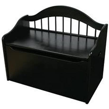 Limited Edition Toy Box Black Beds Bedding Furniture Sheets