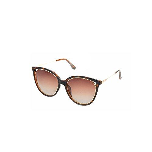 sol antideslumbrante polarizadas gafas para sol antivibratorias de completa de polarizadas de luz conducir y libre montura aire con para de sol adecuada gafas es Gafas La para Gafas al Brown conducir muje Tw5fxI
