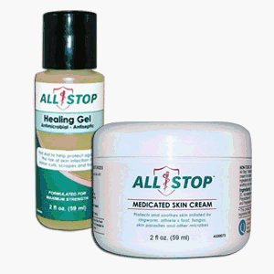 All Stop Athlete's Foot & Jock Itch Combo Pack