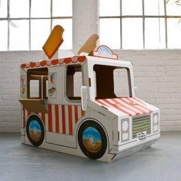 Amazon.com: Build a Dream Playhouses 156209 Imagine Wagon: Toys & Games