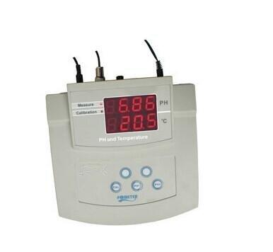 Gowe PH meter, Bench-top PH Meter, Bench-Top Conductivity Range: PH 0.00~14.00PH; ?C: 0~100?C