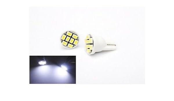 4pcs T10 28SMD 2835 LED Canbus Error Free Interior Light Wedge Bulbs Warm White