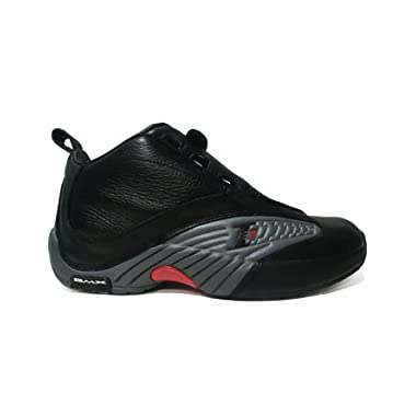 98cb7de333bf72 Reebok Allen Iverson I3 Answer IV Mens Hi Top Basketball Trainers Sneakers  (UK 10 US