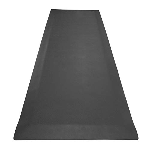 Bedside Floor Mats for Elderly - Bedside Foam Fall Pad, Handicap Non-Slip Beveled Edge Fall Protection - Prevent Bed Falling - Anti Fatigue, Standing Non Slip,24