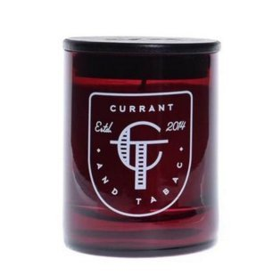 Wick Good Candles (Makers of Wax Goods Richly Scented Candle Medium Single Wick---Currant and Tabac)