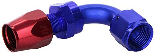 Edelbrock / Russell 613180 -10 AN 90 Degree Full Flow Swivel Hose End by Russell