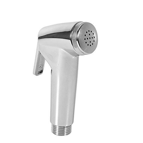 Toilet Sprayer Bidet Shower Spray Multi-Functional ABS Handheld Adjustable Single Showerhead Bathroom Faucet Accessory