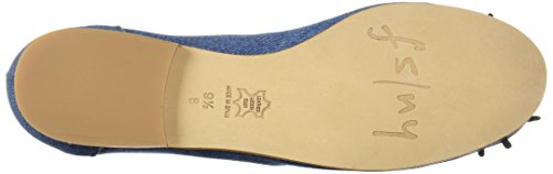Shoe NY Buggy Sole Women's FS French Denim EBqRXwBSn7