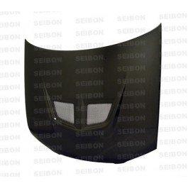 SEIBON 02-03 Sentra Carbon Fiber Hood EVO QR25DE/B15
