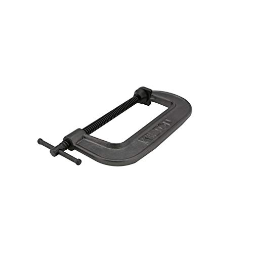 Wilton 22009 540A-14, 540A Series C-Clamp, 0-Inch-14-Inch Jaw Opening, 3-3/4-Inch Throat Depth