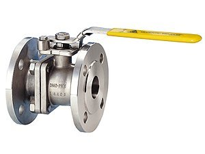 Modentic Taiwan Manufacturer MD-82 Alloy20 High Pressure 2 piece flanged ball valve, 1/2'' inch by MD Modentic