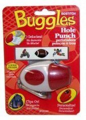 Bostitch Buggles Childrens Hole Punch - Red by Bostitch Office