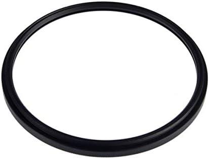 Color: Negro y Transparente Lente de Filtro UV Universal de 67 mm Haze Proteger el Protector de la Lente de la c/ámara /Óptica Material de Vidrio y Metal para c/ámaras DSLR SLR DC DV CAM