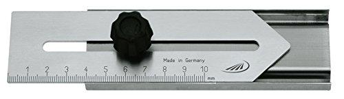 HELIOS-PREISSER Einfaches Streichmaß mit Feststellschraube, 0323308