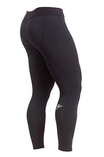 Saraca Core Men's Compression Tight Sport Pants Leggings Base Layer – DiZiSports Store