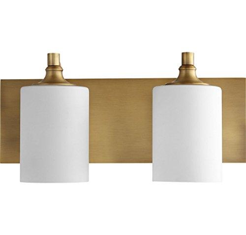 Quorum Two Light Vanity 5009-2-80