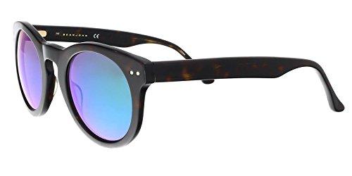 (Sean John SJ554S 237 Dark Tortoise P-3 Sunglasses for Mens)