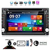 Navigation Seller- Privileged Sale 6.2'HD Touch Screen GPS Navigation In-Dash Double Din WIN 8 UI Vehicle Car Dvd Player Stereo Reciver with Bluetooth USB & IPOD