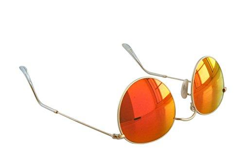 unisex Gafas Ban Rot 0rb3447 Ray 112 Multicoloured Polarised de sol Gold 4d Oq4EX