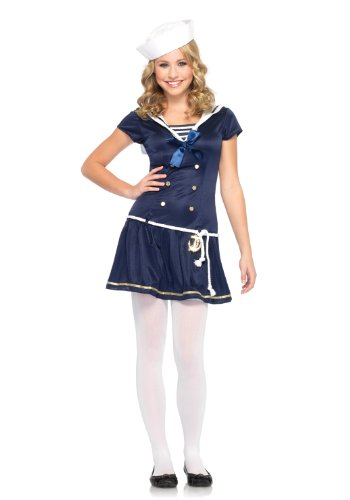 Shipmate Cutie Sm/Med. Teen Size Costume