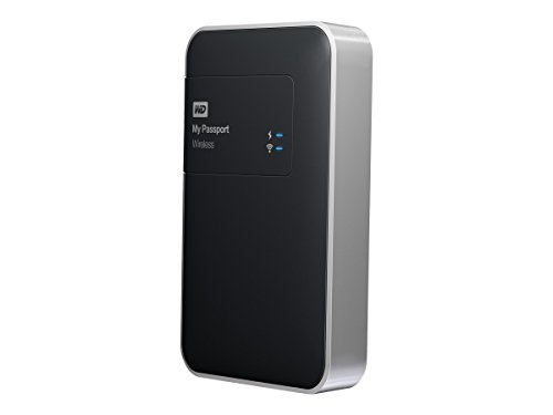 Passport Wireless Portable External Drive