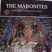THE MARONITES History and Constants