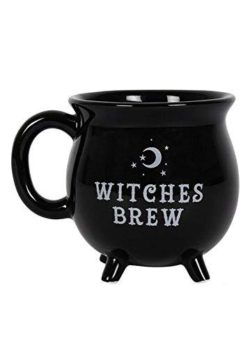 Witches Brew Cauldron Mug - Fun Novelty Mystic