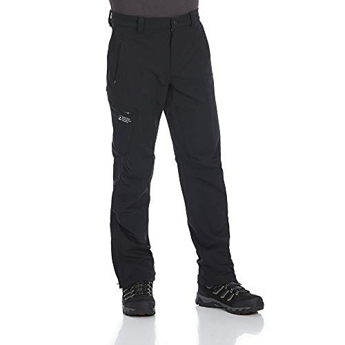 - Eastern Mountain Sports EMS Men's Pinnacle Soft Shell Pants Anthracite 34/30
