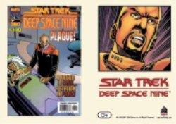 (Quotable Star Trek Deep Space Nine DS9 Comic Book Complete 9 Card Set)