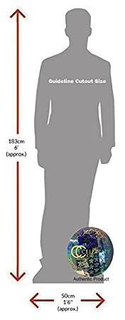 Life Size Cutout John Bishop Blue Suit