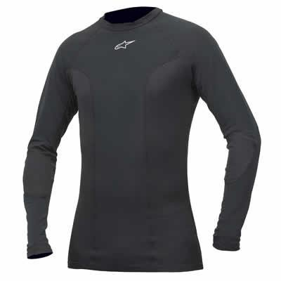 Price comparison product image Alpinestars Summer Tech Race Top (Black,  Large)