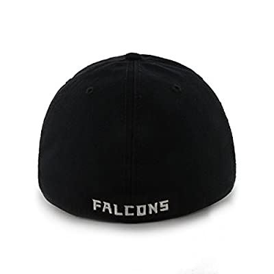 NFL Atlanta Falcons Franchise Fitted Hat, XX-Large, Black A