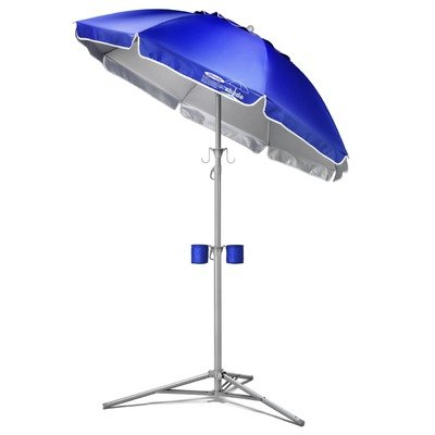 Wondershade Portable Umbrella, Royal Blue