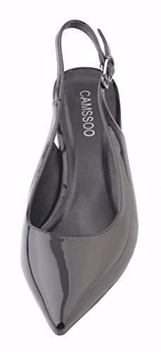 Patent Escarpins Femme Camssoo Pu 1uk Hb1674 Pour Black vUqpYO1w