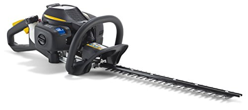 McCulloch SuperLite 4528 Petrol Hedge Trimmer: Hedge Trimmer with 600 W Engine, 45 cm Blade Length, 28 mm Blade Spacing (Article Number: 00096-66.933.01)