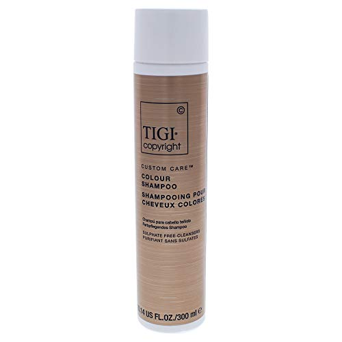 Tigi Colour Shampoo for Unisex, 10.14 Ounce