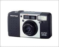 Pentax Espio 115 G Zoom Fecha cámara: Amazon.es: Electrónica