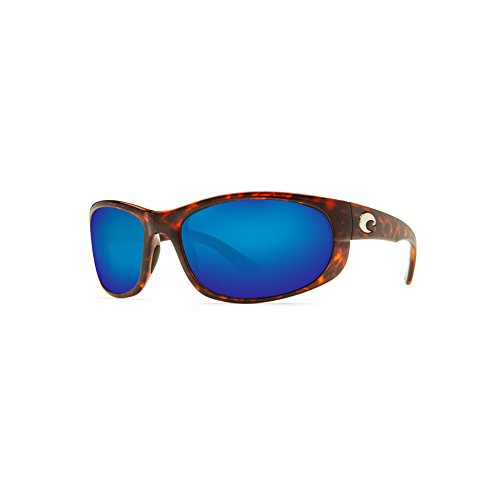 Costa Del Mar HOWLER sunglasses Tortoise Frame Blue Mirror