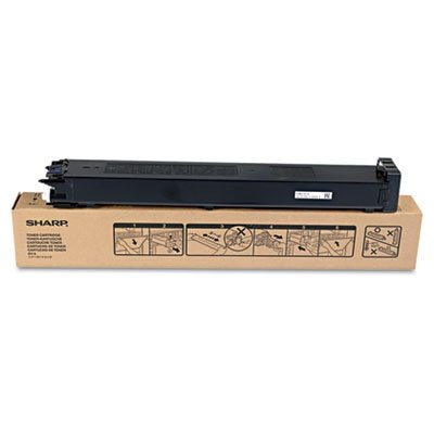 Original Sharp MX-31NTBA 18000 Yield Black Toner Cartridge - Retail (Fax Ribbon Sharp)