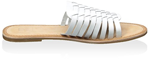 Bc Footwear Womens Tomkat Slide White