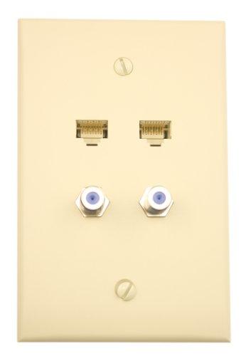 leviton-5ea20-m4i-quickplate-2-data-port-and-2-f-connectors-ivory