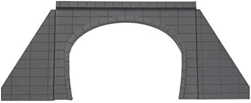 アドバンス Zゲージ 0002 複線用トンネルポータル (コンクリート) 2組入 (アクリルストラクチャー キット)