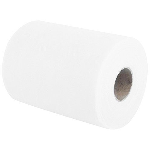 Review Tulle Roll Fabric Spool