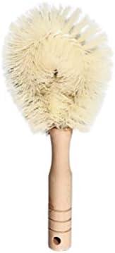 SUPVOX クラフトドライスキンボディブラシ角質除去ボディブラシ毛バスシャワー用