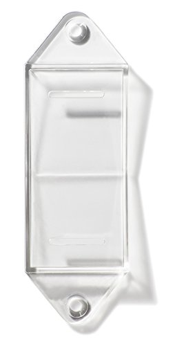 AmerTac SGRC Clear Rocker Switch Guard (Plastic Switchplate)