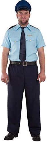 DISBACANAL Disfraz piloto de avión - -, XL: Amazon.es: Juguetes y ...