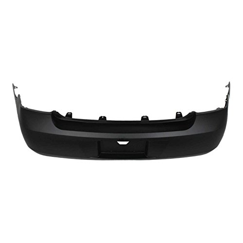 MBI AUTO - Painted to Match, Rear Bumper Cover for 2006-2011 Chevy Impala 06-11, GM1100735